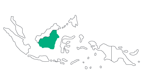 MAF serves Kalimantan, Indonesia