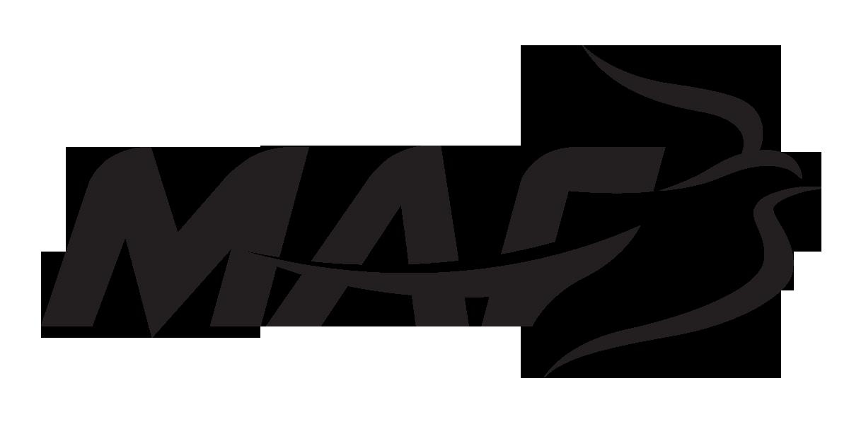 MAF Logo, Black