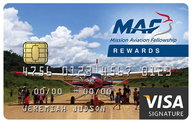 MAF Visa Signature Rewards