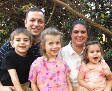 MAF Missionary Family, Hertzler